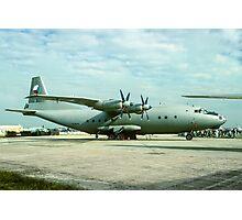 "Antonov An-12 ""Cub"" 2105 Photographic Print"