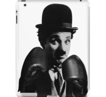 Boxing with Charlie... iPad Case/Skin