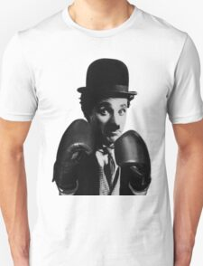 Boxing with Charlie... T-Shirt