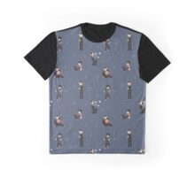 Sheith Pattern Graphic T-Shirt