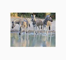 Zebra Reflection - Beautiful African Wildlife T-Shirt