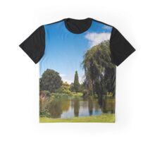 Across the Lake Graphic T-Shirt