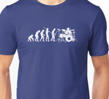 Drummer Evolution Unisex T-Shirt