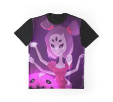 Muffet and her pet, Undertale Graphic T-Shirt
