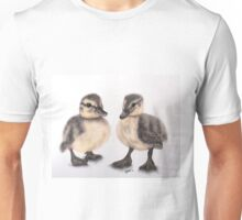 Fluffy Ducklings Unisex T-Shirt