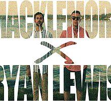 Macklemore x Ryan Lewis by 2B2Dornot2B