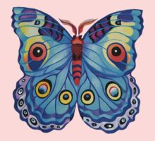 """""""Just a Butterfly!"""" One Piece - Short Sleeve"""