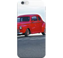 1947 Ford Coupe '50s Style' iPhone Case/Skin