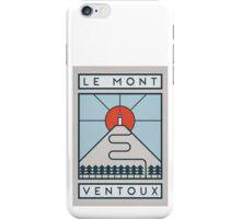 Mont Ventoux iPhone Case/Skin