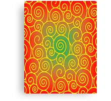 Curly Sue  Canvas Print