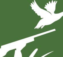 Waterfowl Hunting 3 Sticker