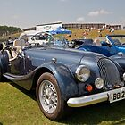 Morgan Plus 8 Convertible 1985 3532cc by Keith Larby