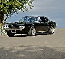 1967 Pontiac Firebird 400 by DaveKoontz