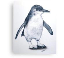 Little Penguin 4 Canvas Print