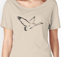 Sandhill Crane 2 Women's Relaxed Fit T-Shirt