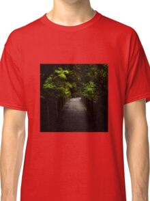 Strolling through the rainforest Classic T-Shirt