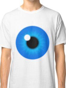 ฺBlue iris perfect eye Classic T-Shirt