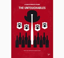 No463 My The Untouchables minimal movie poster Unisex T-Shirt