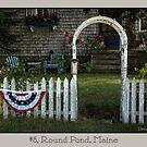 #8, Round Pond, Maine by Dave  Higgins