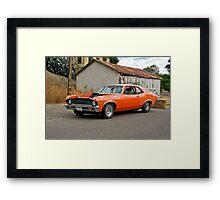 1968 Chevrolet Nova '502' II Framed Print