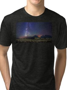 Milky Way Tri-blend T-Shirt