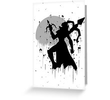 Vayne Ink Greeting Card