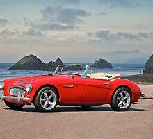 Austin V8 Healey by DaveKoontz