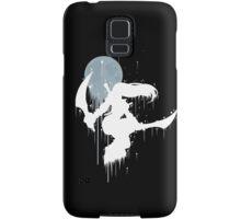 Mercenary Katarina White Ink Samsung Galaxy Case/Skin
