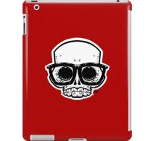 Nerd Skull iPad Case/Skin