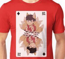 Kitsune!Osomatsu Card Unisex T-Shirt