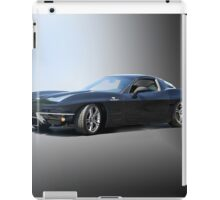 1963 'Retro' Corvette Stingray iPad Case/Skin