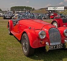 Morgan Sports 1986 1597cc by Keith Larby