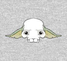 Yoda Skull Baby Tee