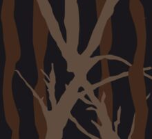 No476 My The Blair Witch Project minimal movie poster Sticker