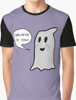 This Ghost Believes in You! Graphic T-Shirt