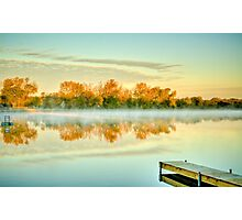 Fox River Fall Photographic Print