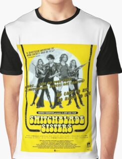 Switchblade Sisters Graphic T-Shirt