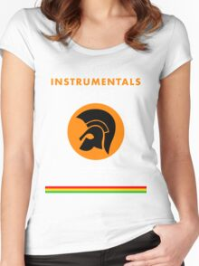 Trojan: Instrumentals Box Set Cover Women's Fitted Scoop T-Shirt