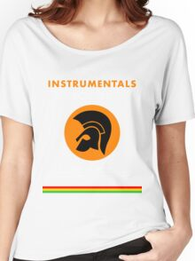 Trojan: Instrumentals Box Set Cover Women's Relaxed Fit T-Shirt