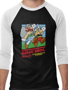 Super Gallic Bros. Men's Baseball ¾ T-Shirt