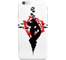 Twisted Fate Rose iPhone Case/Skin