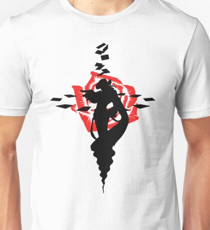 Twisted Fate Rose Unisex T-Shirt