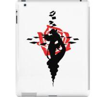 Twisted Fate Rose iPad Case/Skin