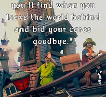Peter Pan Quote by mmsh