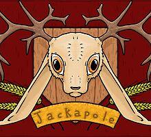 Jackalope by crabro