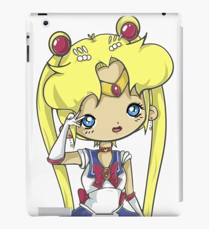 Fanart - Sailor Moon chibi iPad Case/Skin