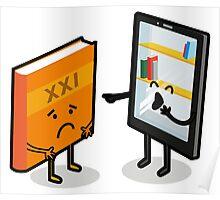 Book and e-book Poster