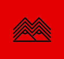 Peaks Icon by JASONCRYER