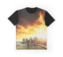 new york city skyline Graphic T-Shirt