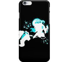 Championship Thresh Crystals Black iPhone Case/Skin